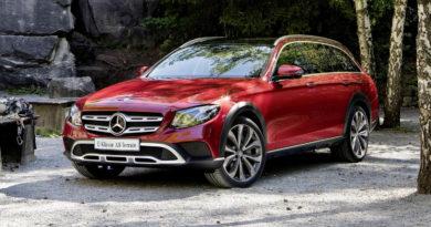 Mercedes kommer med All-Terrain