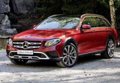 Mercedes kommer med All-Terrain
