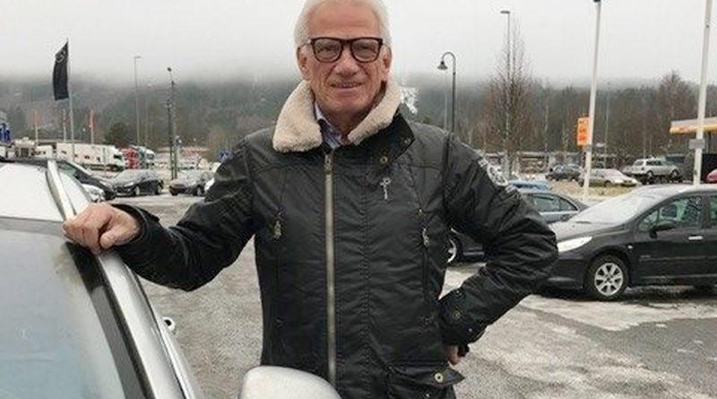 Bilmannen Oddbjørn Roverudseter – del 2