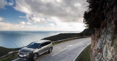 Peugeot 5008 setter en ny standard i klassen