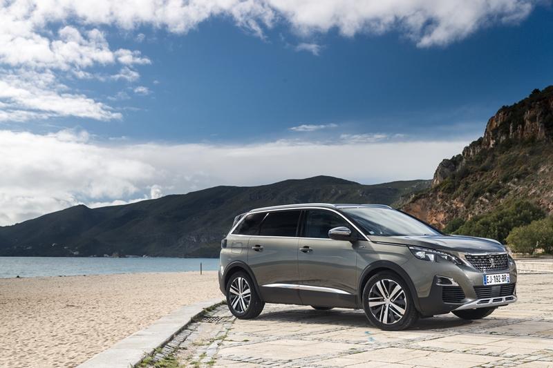 Nye Peugeot 5008 - den nye familiefavoritten