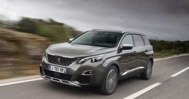 Nye Peugeot 5008 – den nye familiefavoritten