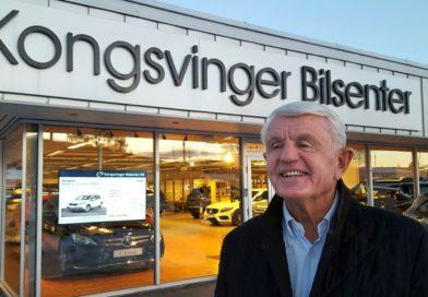 Møt bilkongen Egil Stenshagen
