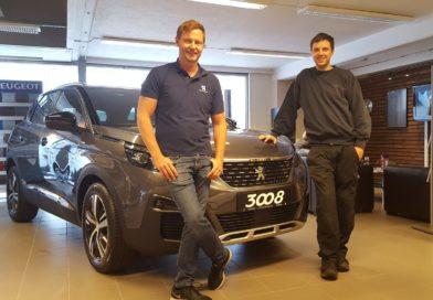 Peugeot har nå tre suverene SUV` er