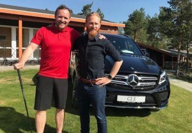 Ser fram til samarbeide med Kongsvinger Golfklubb