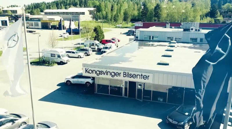 Bilde av Kongsvinger Bilsenter