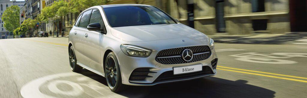 Nye Mercedes-Benz B-klasse
