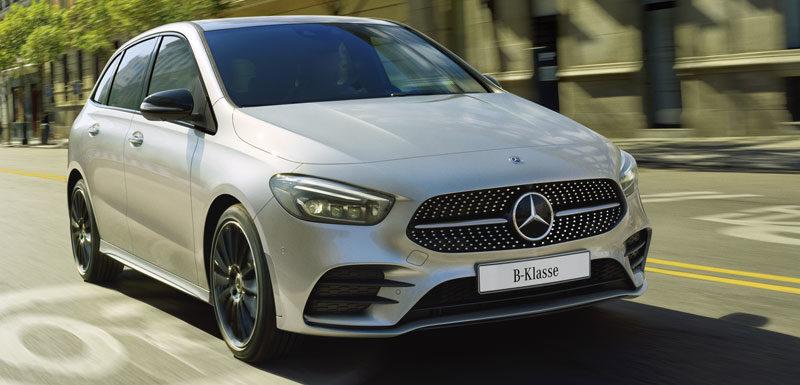 Nye Mercedes B-klasse