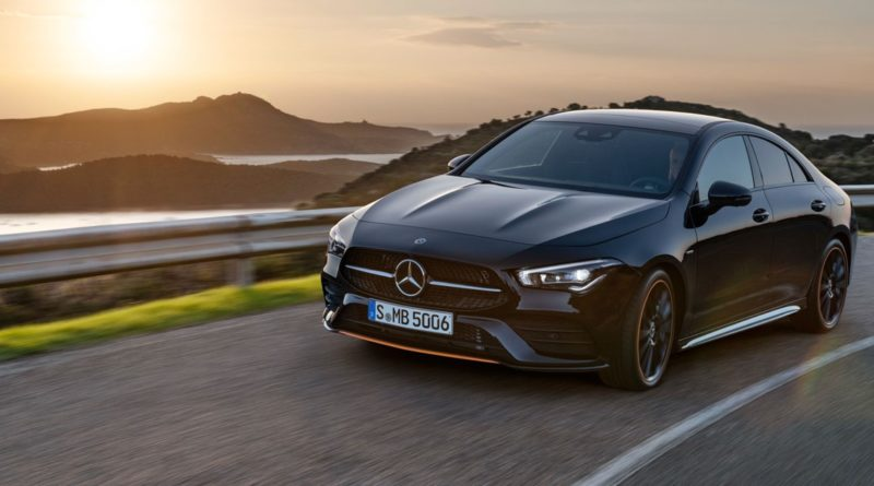 Les mer om Nye Mercedes-Benz CLA