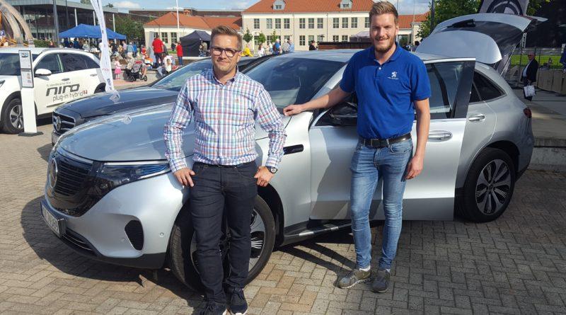 Anders Wangen og Andreas Molden
