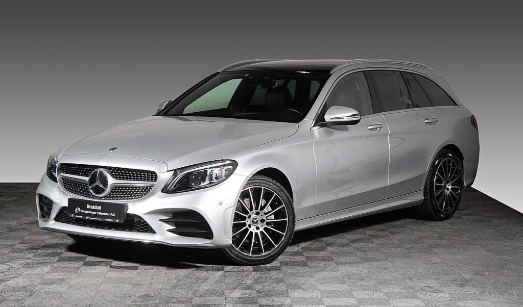 Mercedes-Benz C-Klasse - bruktbil
