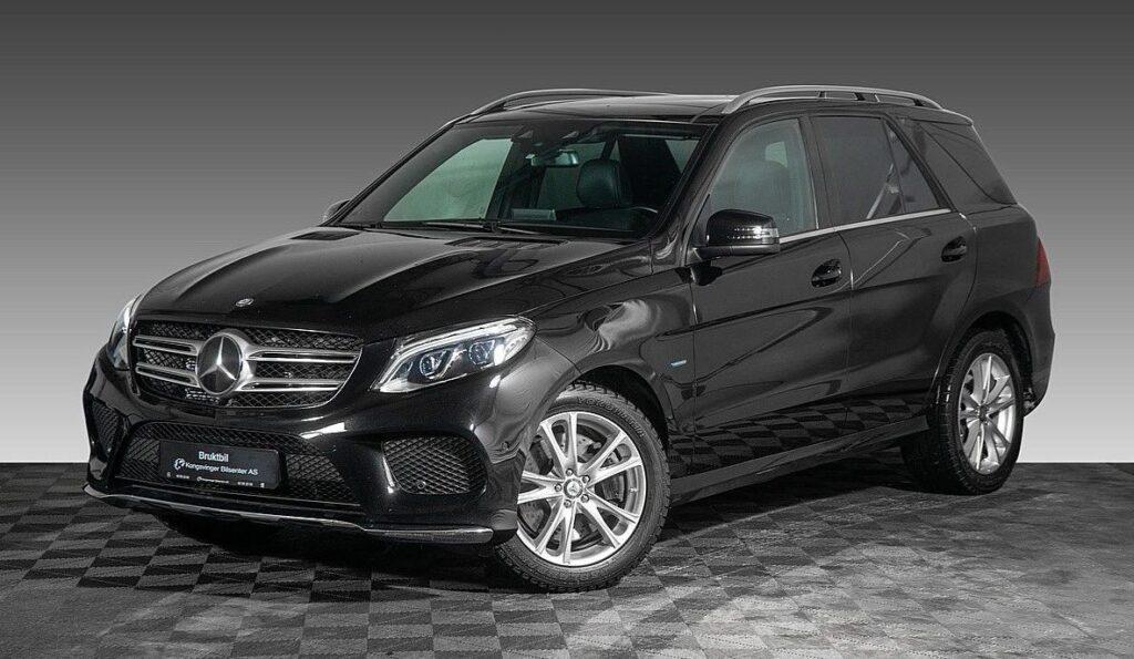 Mercedes Benz GLE - bruktbil