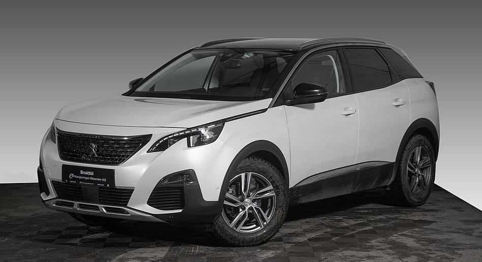 Brukt Peugeot 3008