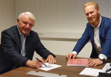 Egil Stenshagen og Lars Erik Fremming