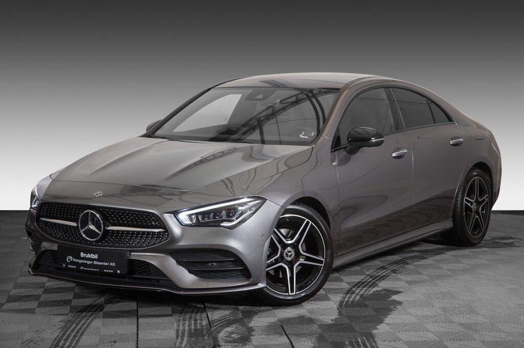 Bruktbil Mercedes-Benz CLA