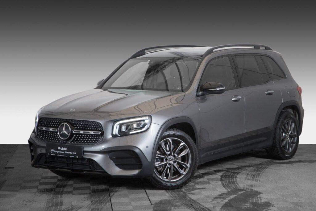 Bruktbil Mercedes-Benz GLB