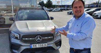 Stig Strømstad tilbyr flotte bruktbiler